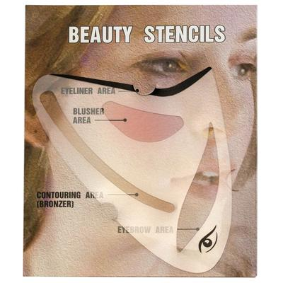 1pc Face Makeup Stencils Eyebrow