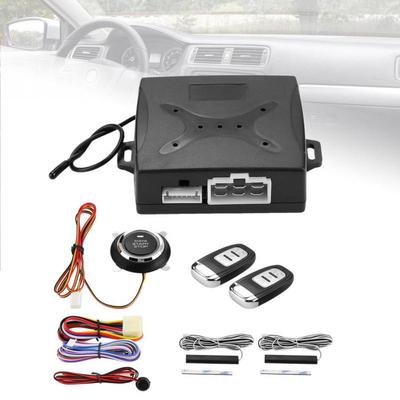 Universal Car Alarm System Engine Ignition Keyless Entry Push Button Remote Starter Buy At A Low Prices On Joom E Commerce Platform