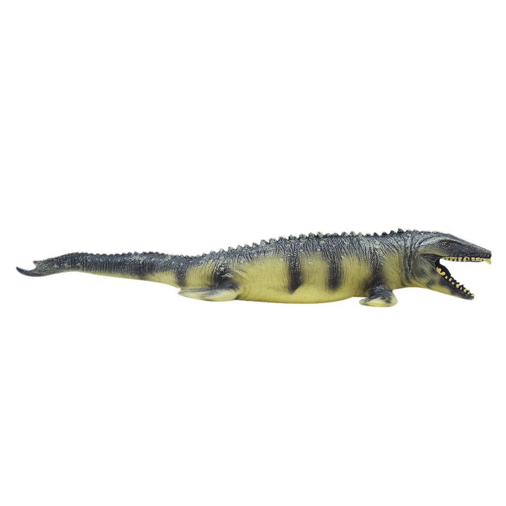 Mosasaurio Gran Simulación Pvc Tamaño Dinosaurio Juguete De Modelo Nv8mwn0