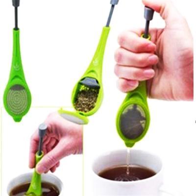 Total Tea Infuser Silicone Tea Strainer Filter Tea Set Tea Filter Blender Tea Maker Kitchen Tool