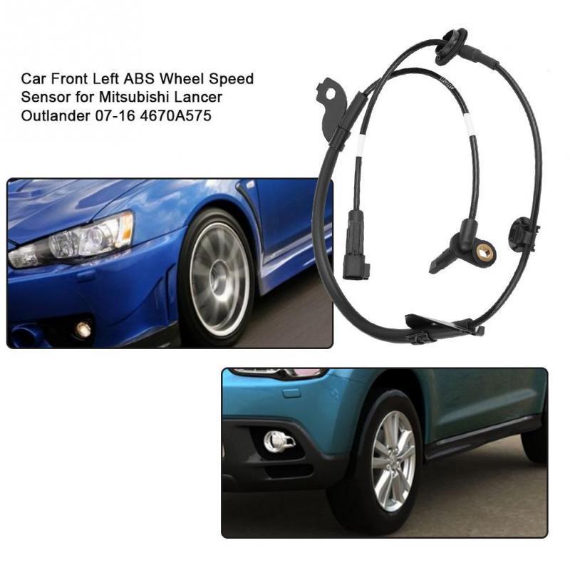 Front Left ABS Wheel Speed Sensor for Mitsubishi Lancer Outlander 07-16 4670A575