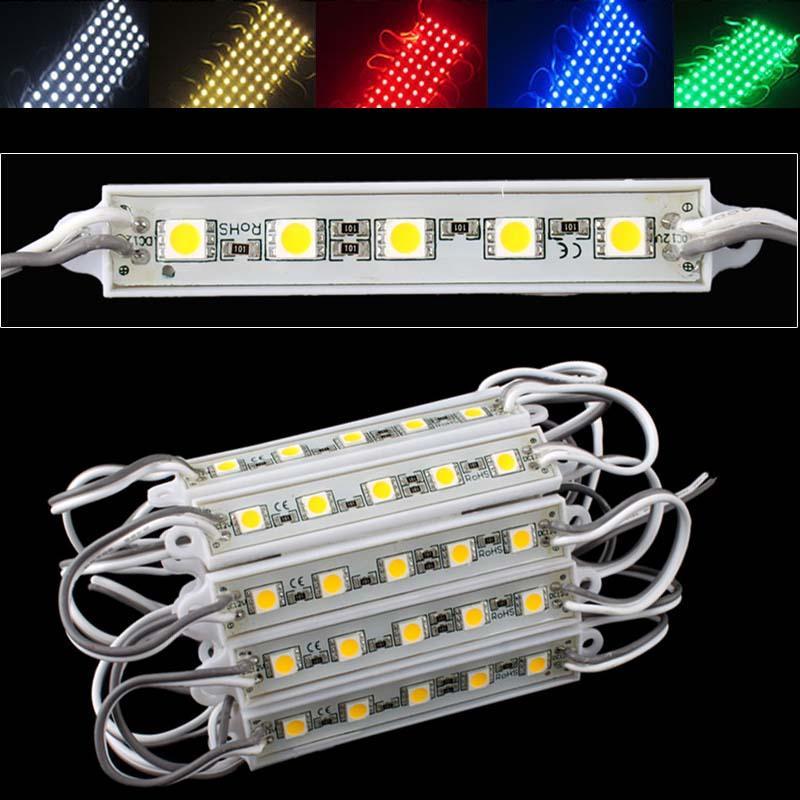 30cm LED barre de strip lumière barre 12v xenon blanc 15 x 1210 smd auto-adhésif