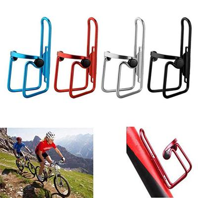 Aluminium Alloy MTB Bike Water Bottle Holder Bicycle Drink Water Rack Cages