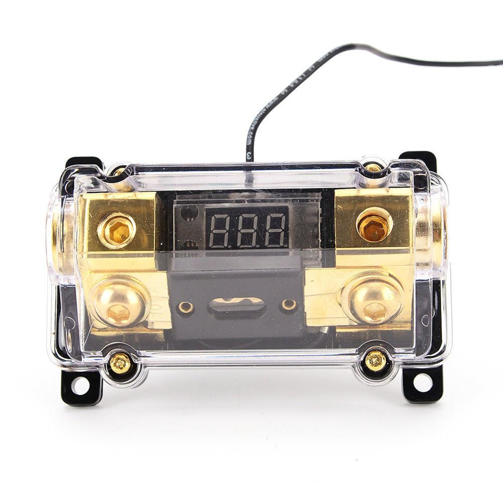 Neue Design 100A 2-Wege Car Audio Power Sicherung Halter ...