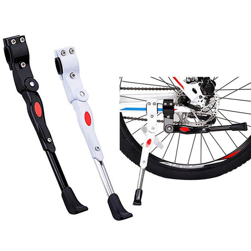 Heavy Duty Adjustable  Stable Mountain Bike Bicycle Prop Side Rear Kick Stand