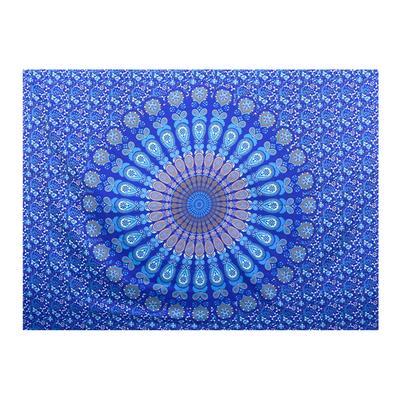 Wall art suspendus tapisserie psychédélique Forest bohème mandala couverture serviette Clo