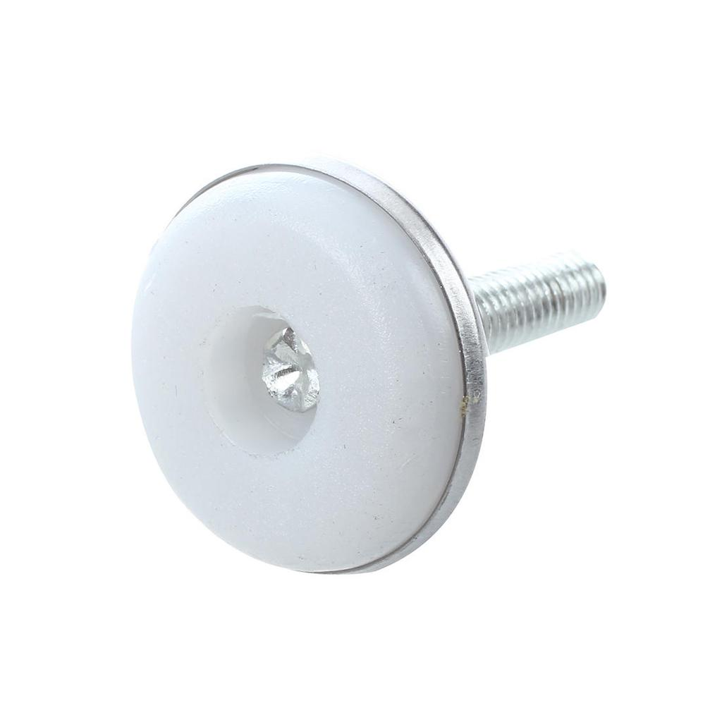 Furniture Legs Furniture Parts Screw On Thread Leveller Leveling Foot Furniture Glide M6 X 25mm 4 Pcs High Quality Goods