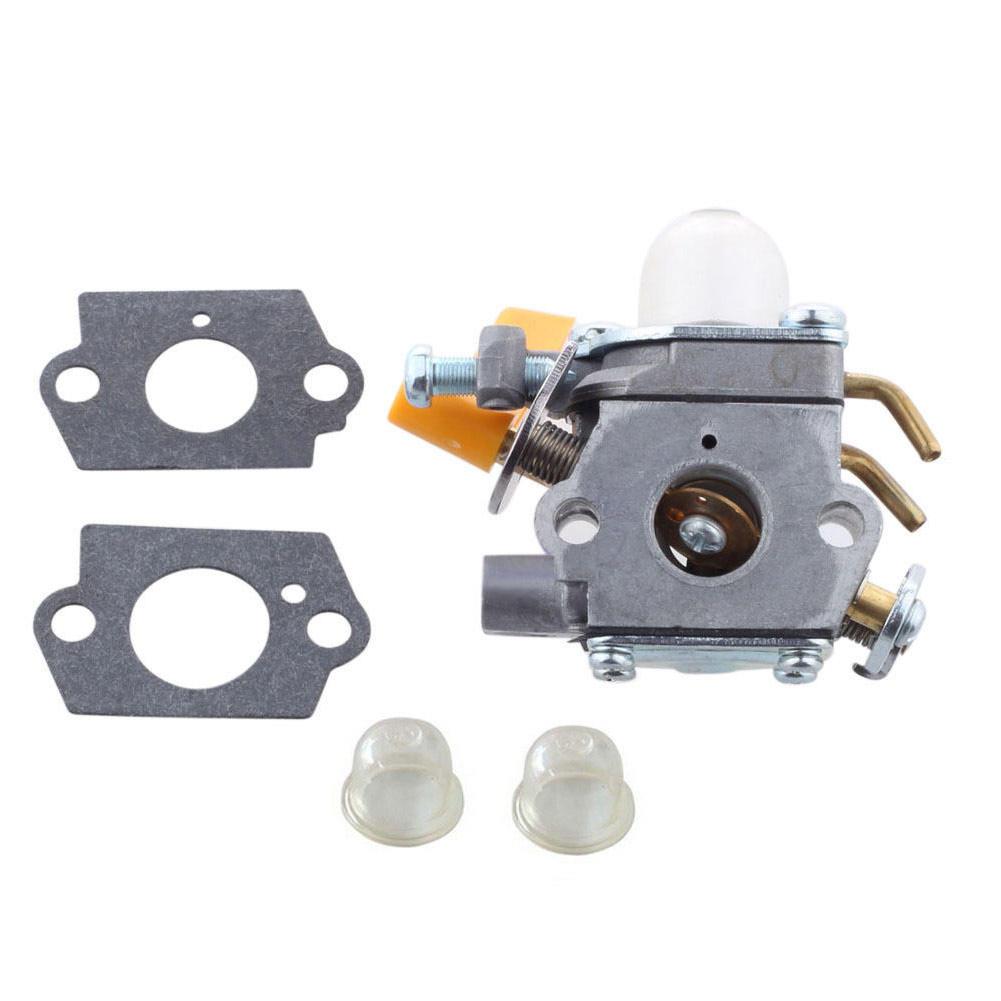 Carburateur pour 25cc 26cc Homelite Ryobi Craftsman String Trimmer ventilateur carb