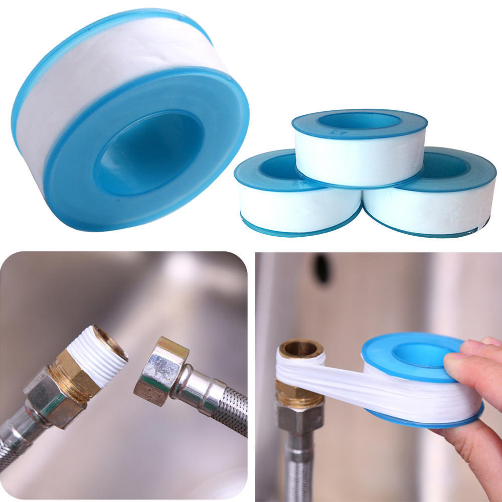 1pcs roll sanitär klempner fitting gewinde dichtung band ptfe zum