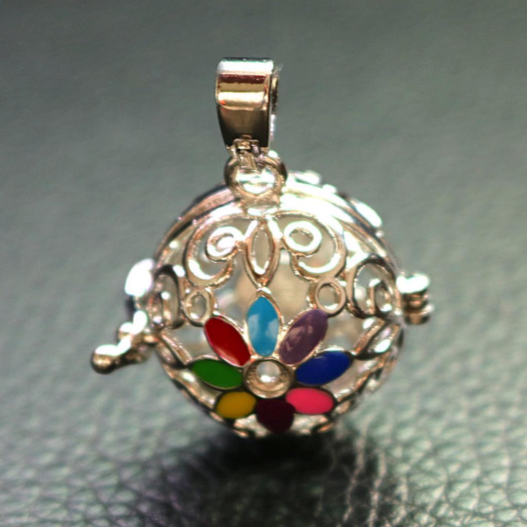 Полые меди открытых регулируемые ожерелье кулон флакон для DIY ремесла – купить по низким ценам в интернет-магазине Joom