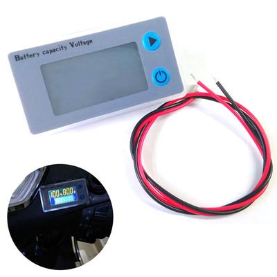 Acid, Lead, Lithium Universal Battery Voltage Capacity Indicator Tester