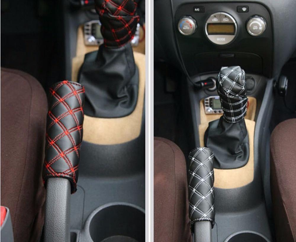 1SET/2pcs Universal Gitter Mikrofaser Auto Auto Innenraum Zubehör ...