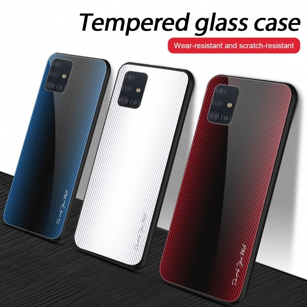 Полный защитный закаленной стеклянный корпус для Samsung S20 Plus A51 A71 Примечание 20 Ultra S20 FE 5G Чехл для Huawei P30 P30 Lite P30 Pro P40 P40 Lite P20 – купить по низким ценам в интернет-магазине Joom