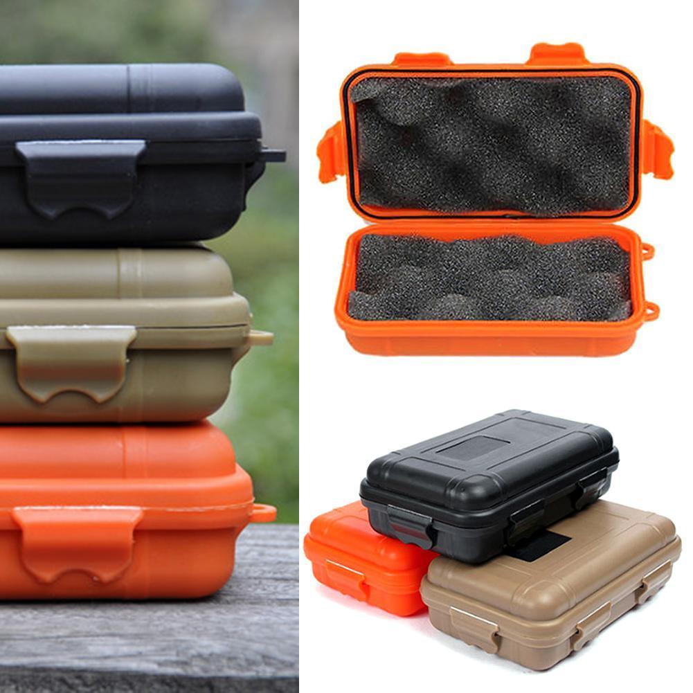 Outdoor Carry Aufbewahrungsbox Fall Travel Kit Stoßfest Wasserdicht