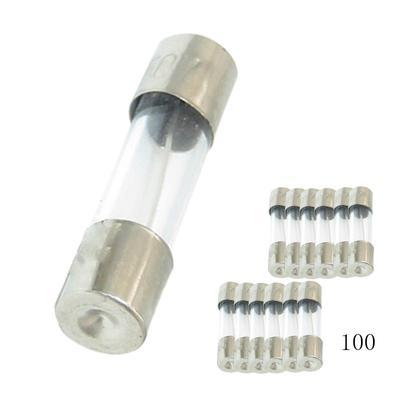 Lot 10 Stück 6x30mm AGC Schlag Glas Sicherung Halter In-line Mit 16AWG Kabel