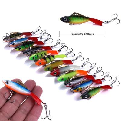 45PCS Round Head Fishing Jigs Hooks Fishhook with Soft Lures Hook Bait Set