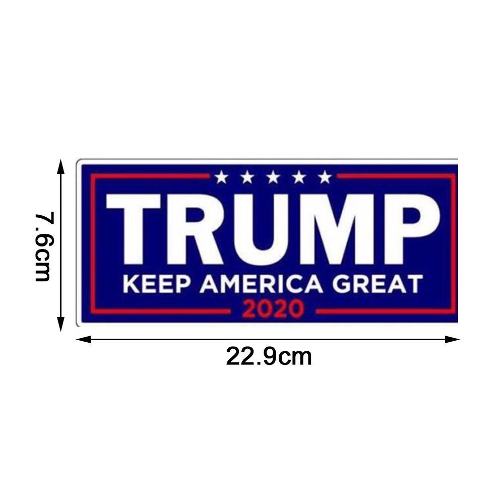 DONALD TRUMP 2020  Vinyl Decal Sticker Car Window Bumper  FREE S//H