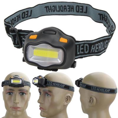 1PC Outdoor Adjustable CREE Q5 1000Lumens LED Zoomable AAA Head Torch Light Lamp