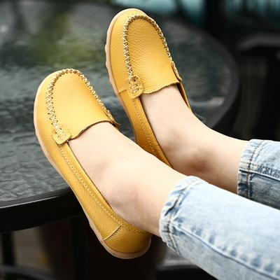 Moccasins and loafers: Nursing-prices and delivery of goods from China on Joom e-commerce platform