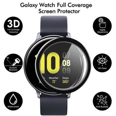 Garmin Waterproof LG DONG 50PCS 30mm Diametral Universal Tempered Glass Film for Galaxy Sony Huawei