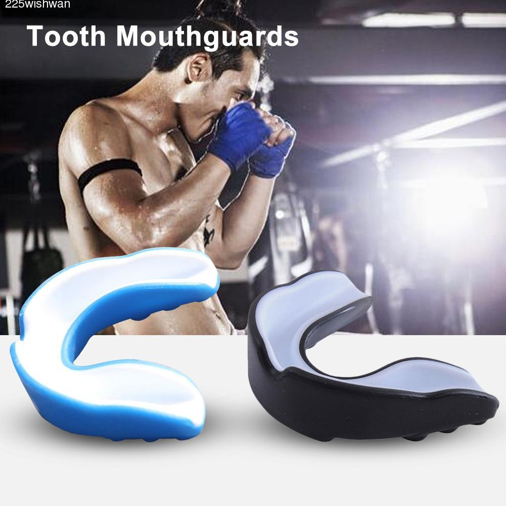 1PC Adult Mouthguard Mouth Guard Teeth Protector Protect Boxing Sport Basketball