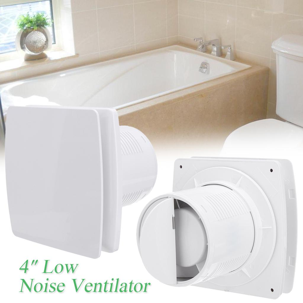 Silent Exhaust Fan, In Line Exhaust Fan Bathroom