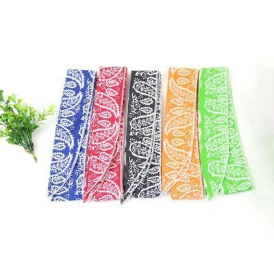Unisex kühlen Stirnband Eiskühlung Stirnband Armband Schal Orange