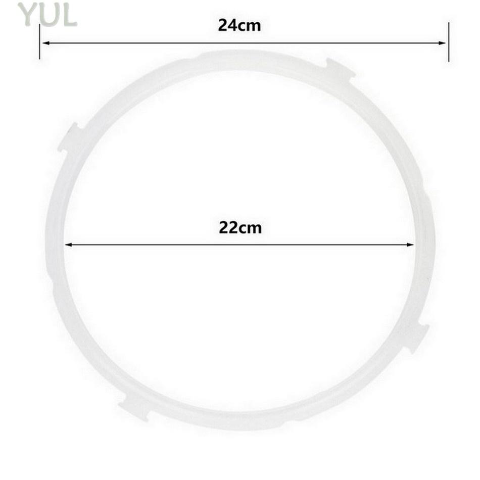 22 cm 24 cm Replacement Rubber Electric Pressure Cooker Sealing Ring Gasket HM