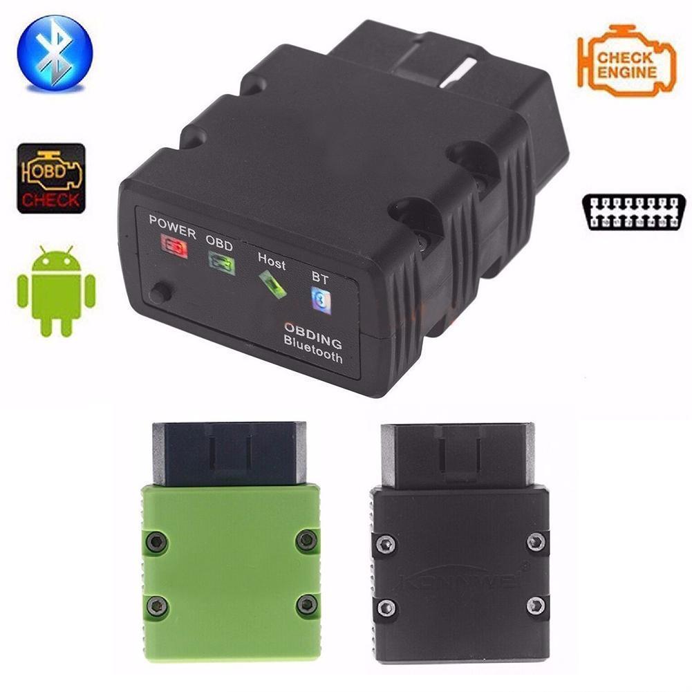 Konnwei kw902 Obd-Ii obd2 Bluetooth 3.0 Scanner Auto Fout Detektor ...