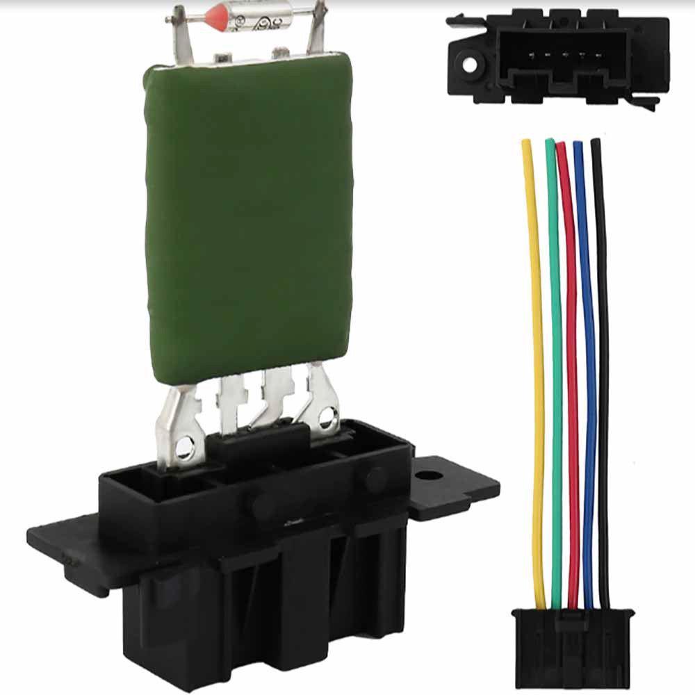 Fiat Grande Punto Heater Motor Resistor New 55702407 2005/>
