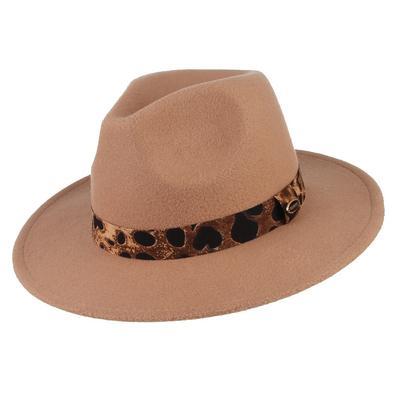 Sombrero otoño invierno Jazz sombrero de fieltro de sombrero del sombrero  de Color sólido con cinta 6be0a1afb79