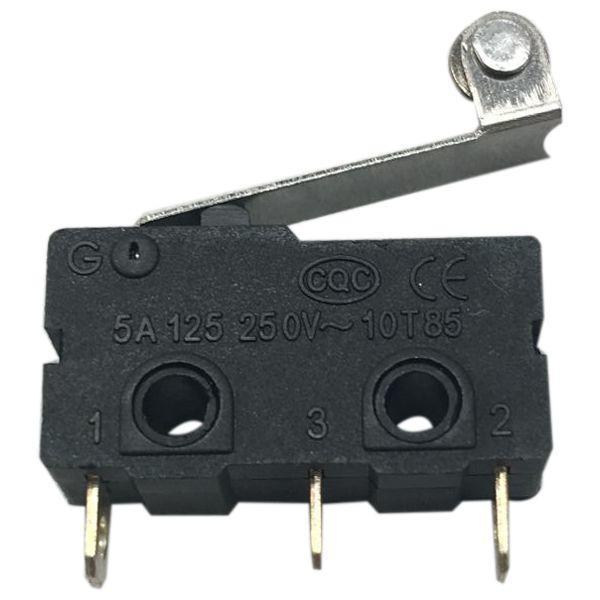 5a INTERRUPTOR MICRO Palanca Larga actuador SPDT V4 Microinterruptor,kw4-3z