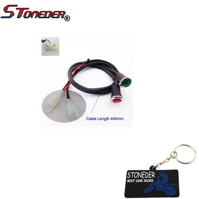 STONEDER Neutral Reverse Gear Light Indicator For 50cc-250cc Chinese ATV  Quad Engine