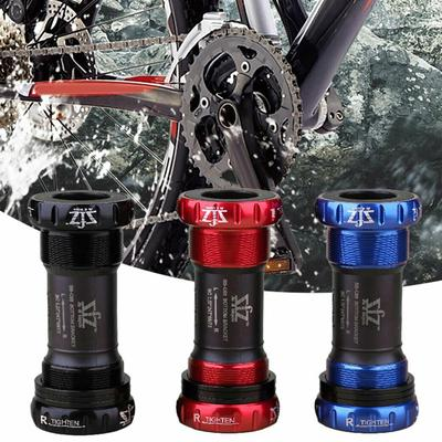 New BB-C68 Bottom Bracket Mountain Road Bike For Shimano FSA Raceface 68//73mm