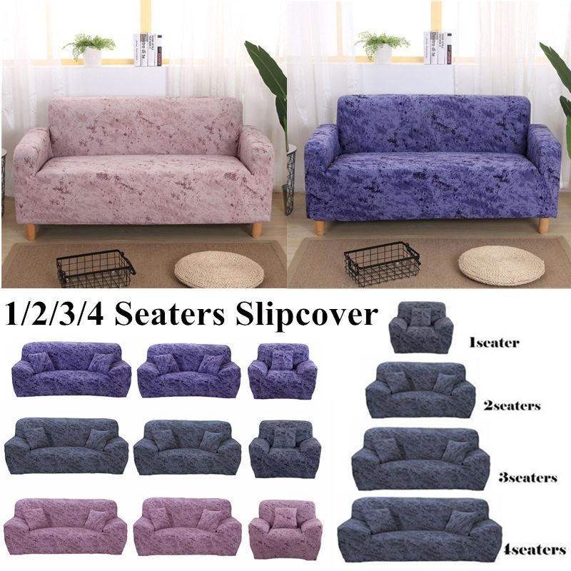 Jacquard 1 4 Seater Sofa Cover Set, 3 Seater Sofa Covers