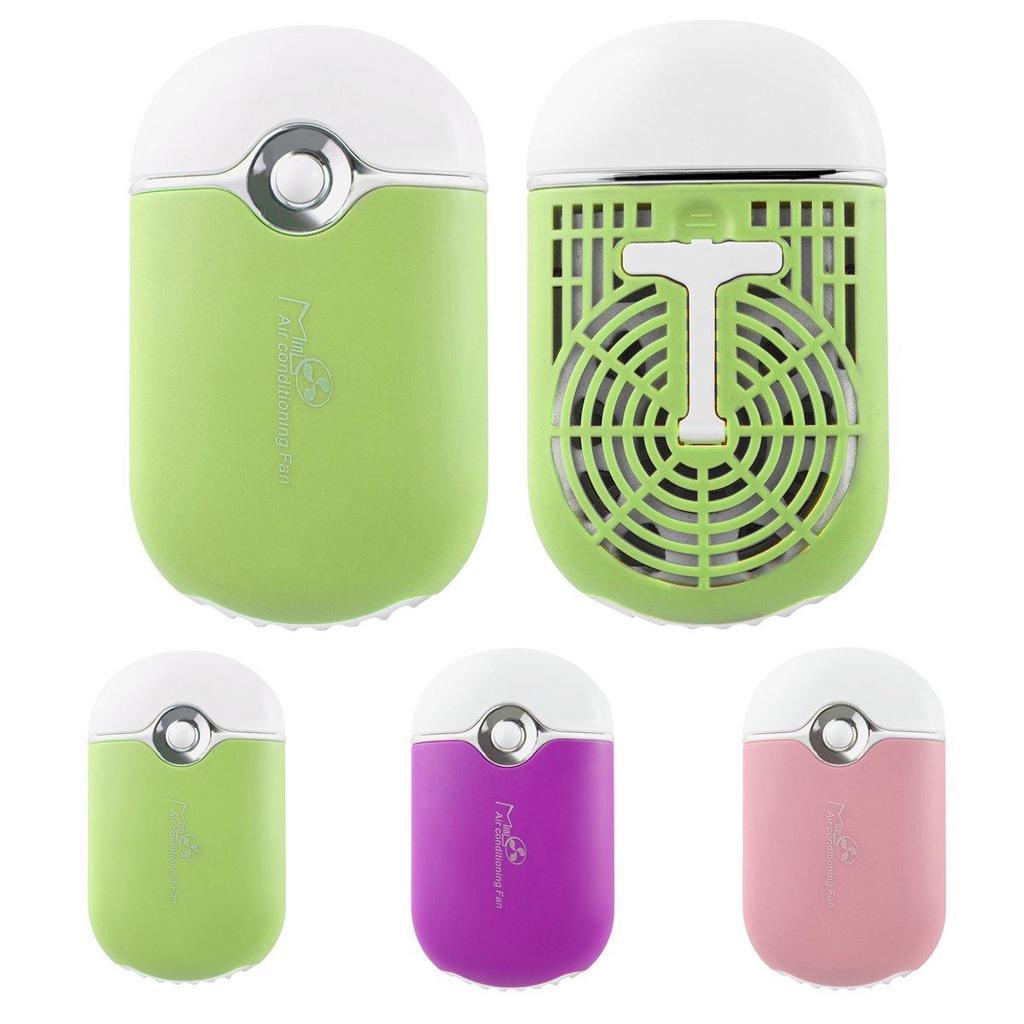 Mini portátil refrigeración ventilador rápido secador esmalte rimel ...
