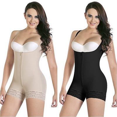 Plus Full Body Shapers Suits Butt Enhancer Gridles Waist Cinchers Firm Control