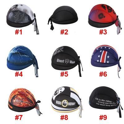 Superheroes Man Quick Dry Bandana Ciclismo Bike Cycling Cap Sport Headscarf 598831c47ab5
