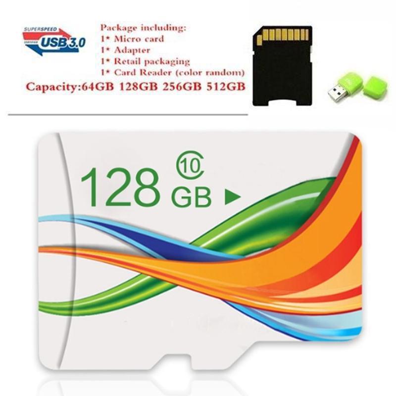 Высокоскоростная карта памяти класса 10 SD Card TF Card Memory Card – купить по низким ценам в интернет-магазине Joom