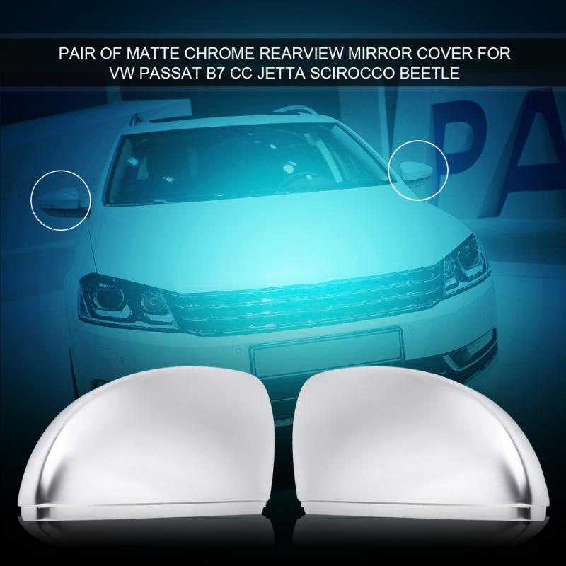 Espejo derecho cover para vw eos jetta Passat Scirocco cubierta Cover tapa