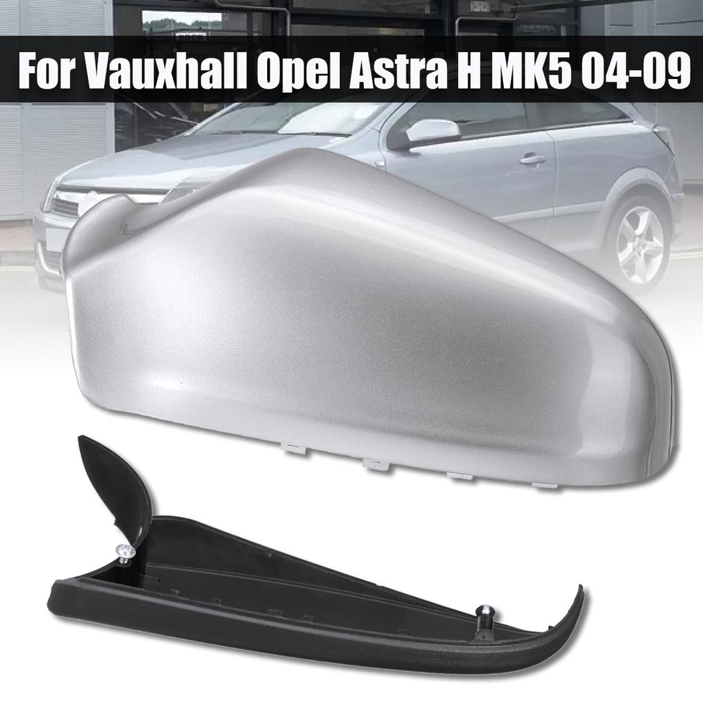 Chrome Mirror Cover 2 pcs S.STEEL Vauxhall Opel Tigra Twintop 2004-2009