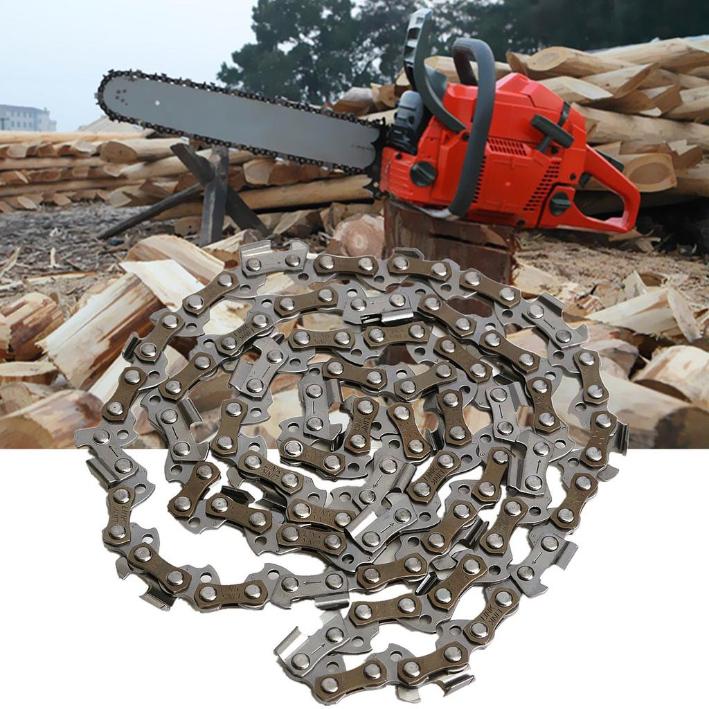 16/'/' Chainsaws Mill Chain for Smooth Cutting Blade Outdoor Tool 3//8LP 57DL