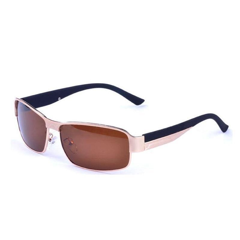 Nueva conducción gafas polarizadas gafas gafas de sol de deportes al aire  libre varonil - comprar a precios bajos en la tienda en línea Joom 2abe11228c43