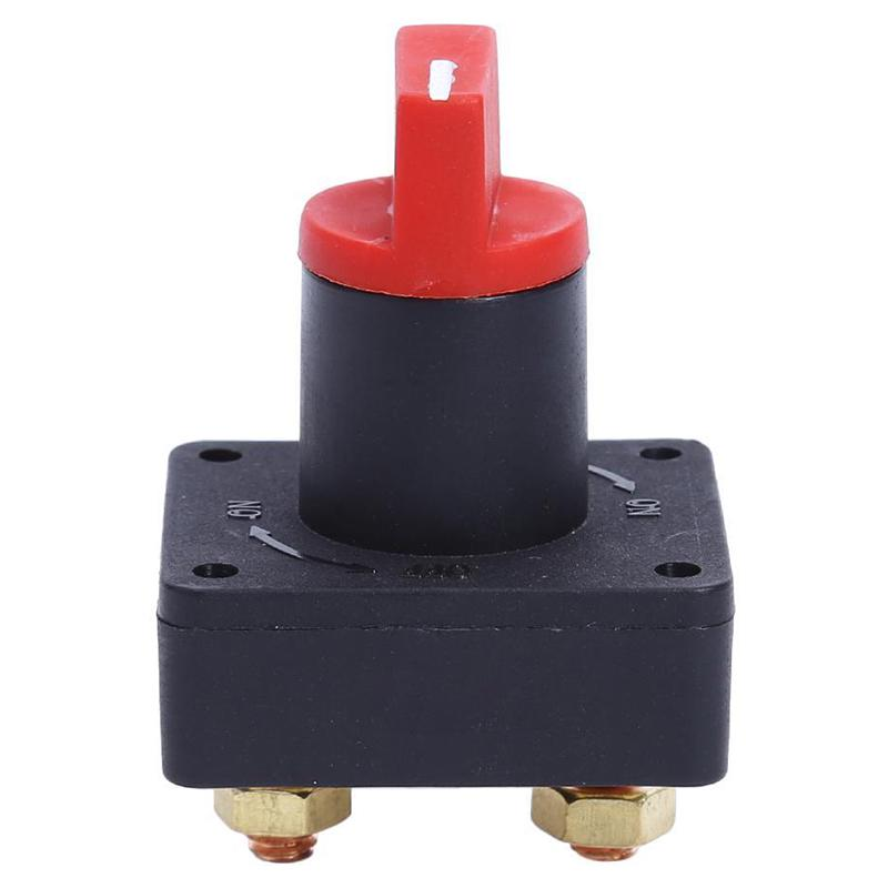 12v 100a car boat camper battery isolator disconnect cut off power 2 of 2 freerunsca Choice Image