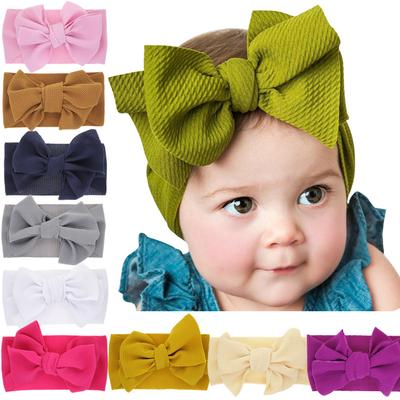 Baby Girl Kids Hairband with Bowknot and Flower Floral Rabbit Ears For Halloween