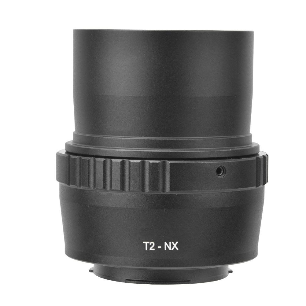 T2 to NX Mount Camera Adapter with M 42 to 1.25 inch Telescope Mount Tube