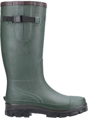 Cotswold Grange Neoprene Mens Rubber Wellington Boots