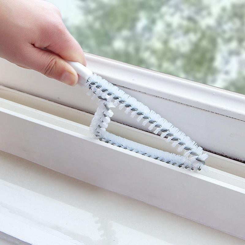 窗户清洁工具缝隙刷厨卫煤气灶台洗漱台去污刷清洁刷奶瓶刷杯刷子