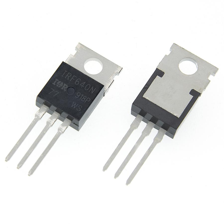 5PCS IRF640A TO-220