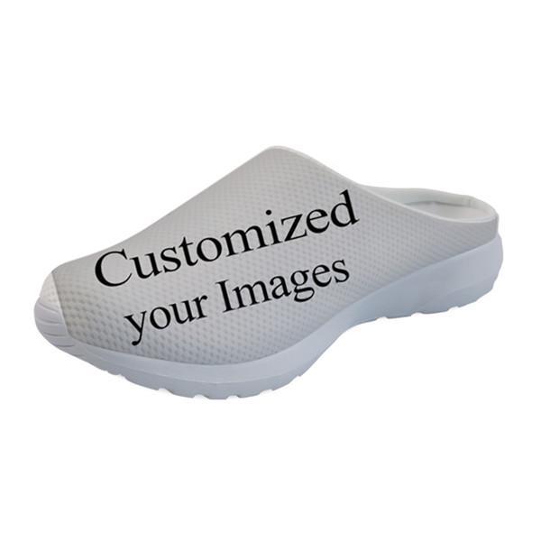 FORUDESIGNS malla zapatos mujer sandalias Pug perro impresión ... 5df9ca9cfbf5